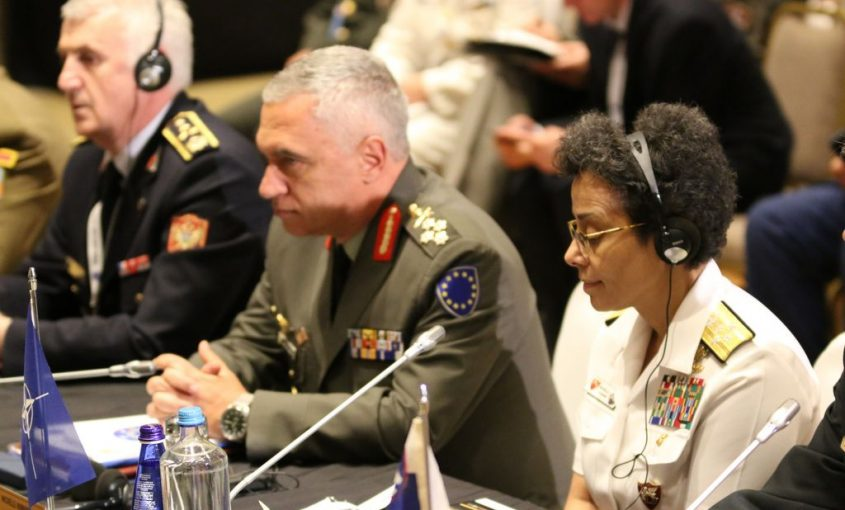 11th Balkan Summit of the Chiefs of National Defence Staffs