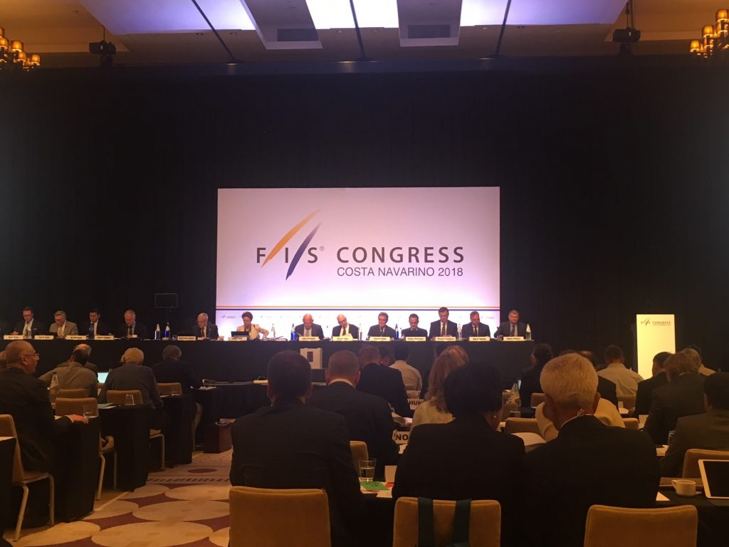 FIS Congress Costa Navarino 2018
