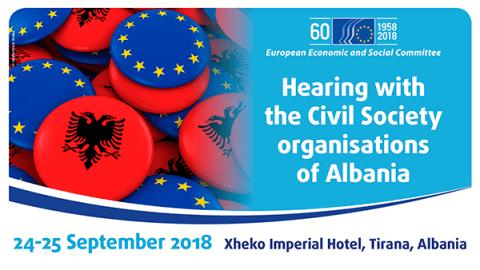 Αλβανία, EES, Τίρανα